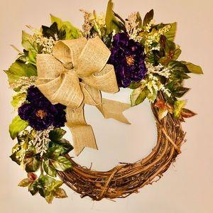 Everyday Fall Wreath